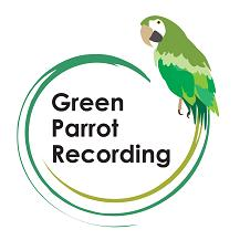 Green_parrot_recordinglogo_fontwhit
